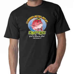 Mens T Shirt Front