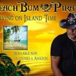 Beach Bum Pirate